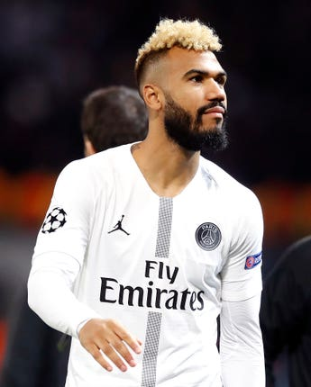 Eric Choupo-Moting has featured regularly for Paris St Germain since he joined the club in August 2018