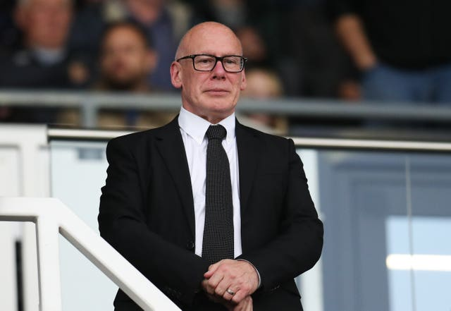 Mel Morris had been looking for fresh investment to the club for some time