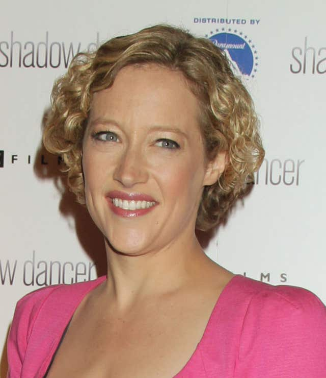 Channel 4 news presenter Cathy Newman (Yui Mok/PA)