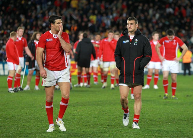 Wales suffered World Cup heartbreak against France in 2011
