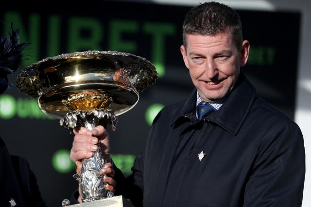 Champion Hurdle-winning trainer Gavin Cromwell has a hectic schedule as he prepares Raz De Maree for Uttoxeter