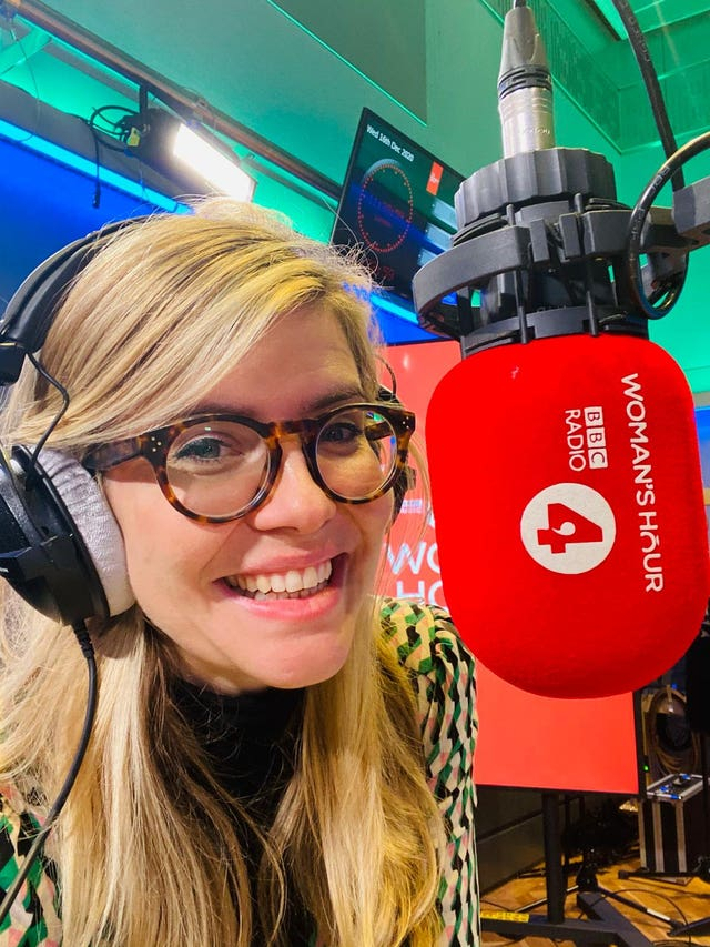 Emma Barnett on her first day hosting Woman's Hour on Radio 4