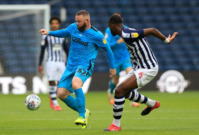 West Bromwich Albion v Derby County – Sky Bet Championship – The Hawthorns