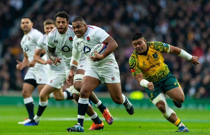 England v Australia – Quilter Autumn International – Twickenham