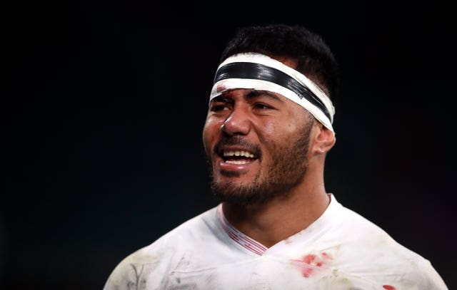 Manu Tuilagi signed a new contract with Leicester in March 2019