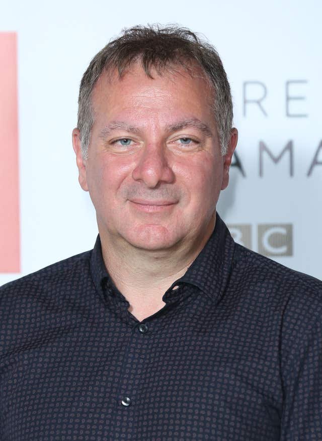 Bodyguard writer Jed Mercurio