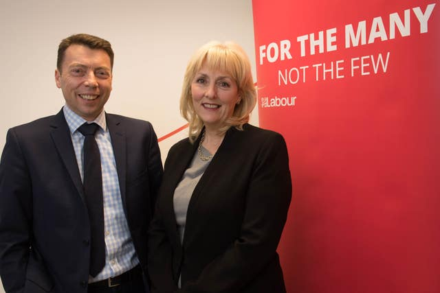 Jennie Formby named Labour general secretary