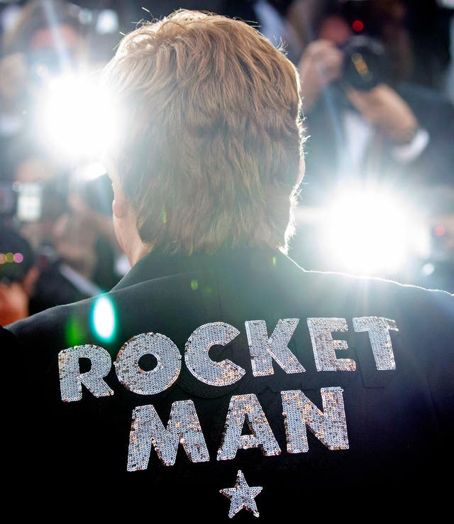 France Cannes 2019 Rocketman Red Carpet