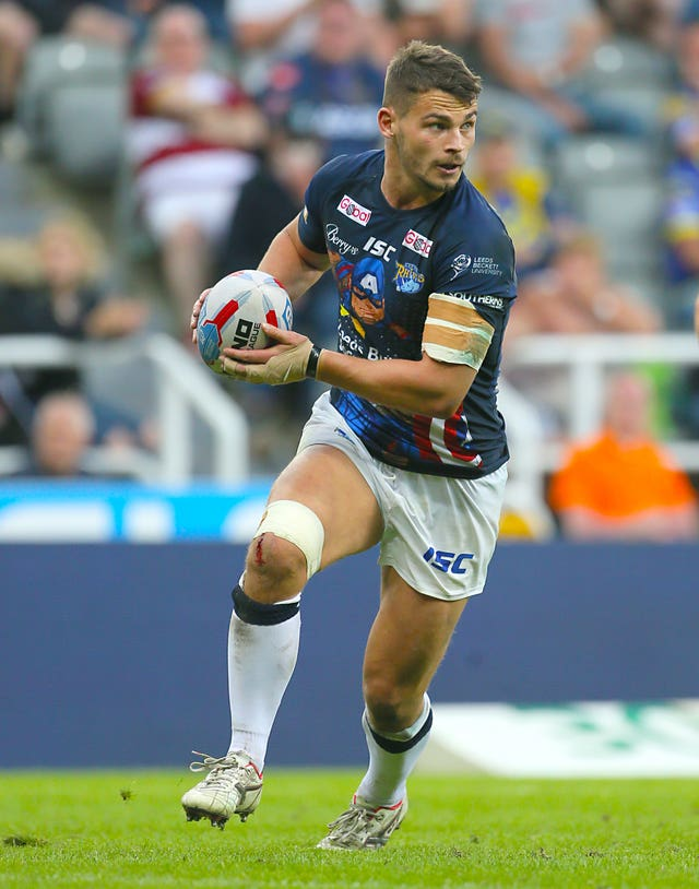 Ward was named Rhinos captain for the 2020 season