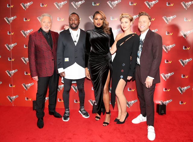 The Voice Live Auditions – Manchester