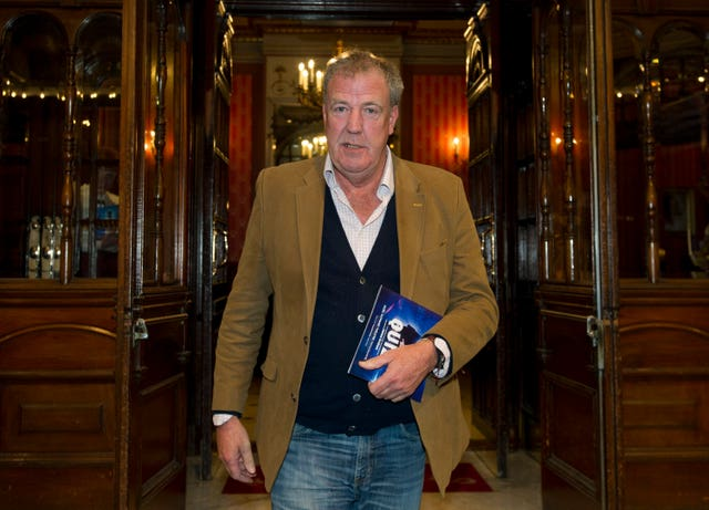 Jeremy Clarkson sighting
