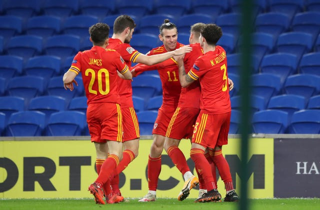 Wales boosted their Nations League hopes with victory in Cardiff