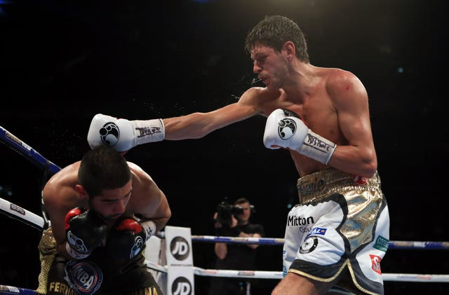 Jamie McDonnell was beaten inside two rounds by Naoya Inoue in Tokyo