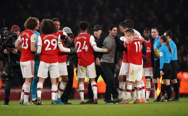 Arsenal v Manchester United – Premier League – Emirates Stadium