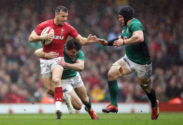 Wales beat Ireland in the Six Nations