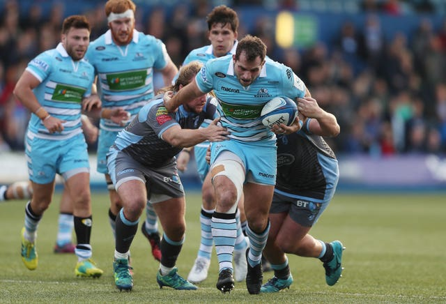 Cardiff Blues v Glasgow Warriors – Heineken European Champions Cup – Cardiff Arms Park