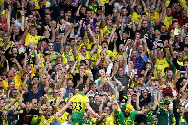 Norwich City v Manchester City – Premier League – Carrow Road