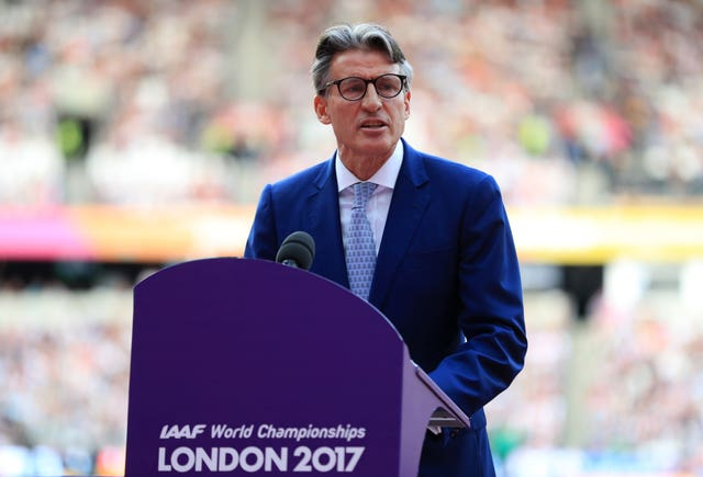 Lord Sebastian Coe said the decision to postpone the games saved athletes from mental turmoil