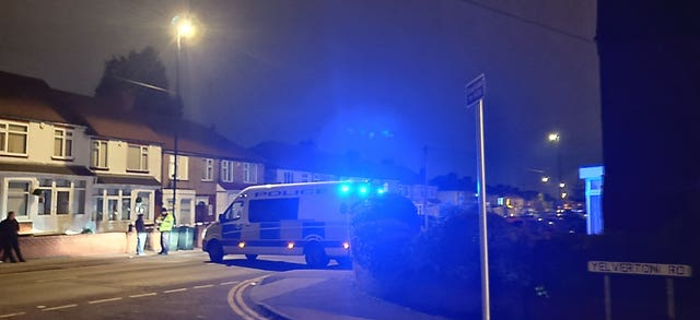Man shot dead during police operation in Coventry