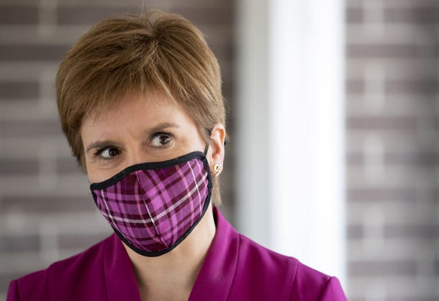 Coronavirus Deaths In Scotland At Two Month High With Three Fatalities Jersey Evening Post
