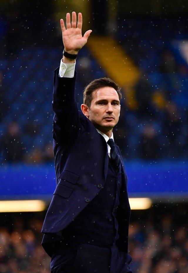 Frank Lampard File Photo