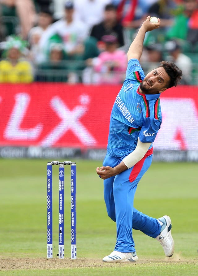 Pakistan v Afghanistan – ICC Cricket World Cup – Warm Up – Bristol County Ground