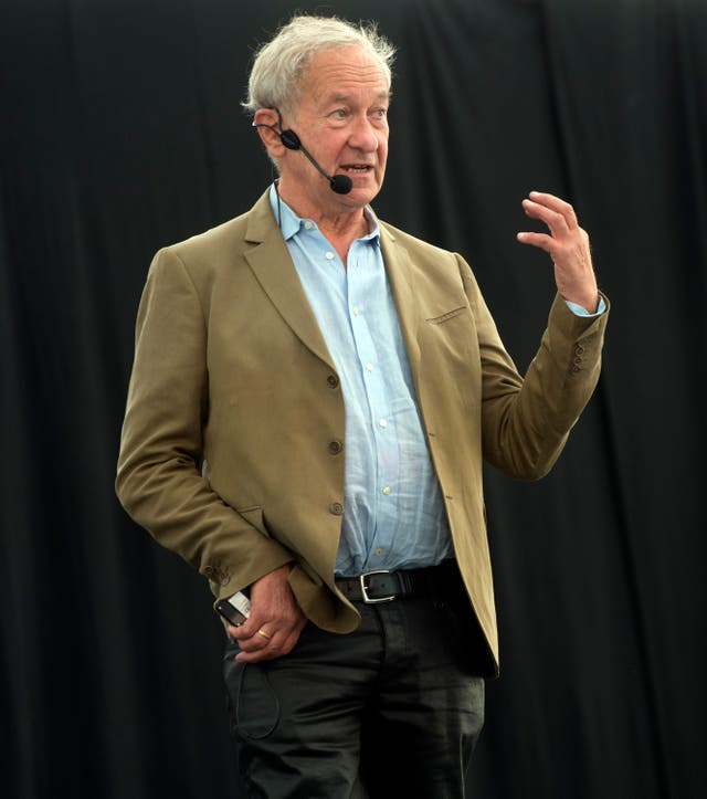Historian Simon Schama has defended his BBC series Civilisations