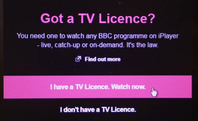 BBC iPlayer stock