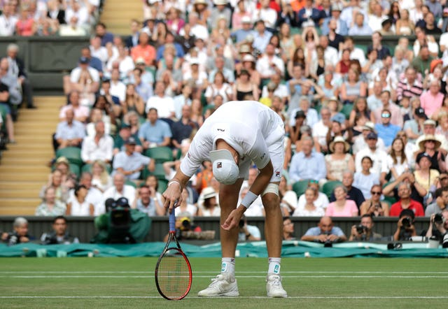 Wimbledon 2018 – Day Eleven – The All England Lawn Tennis and Croquet Club