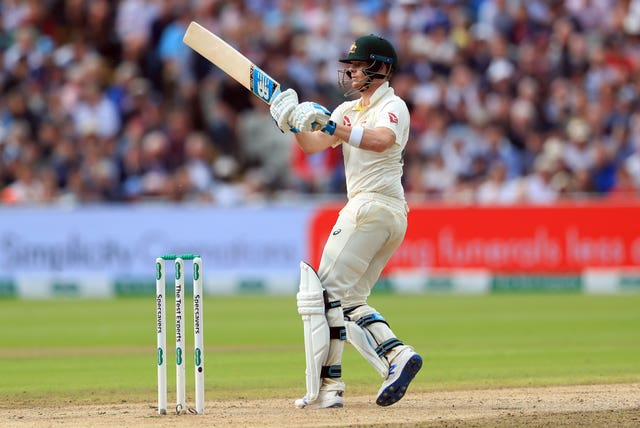 Steve Smith was suspended by Cricket Australia in March 2018 (Mike Egerton/PA).