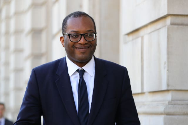 Business Secretary Kwasi Kwarteng