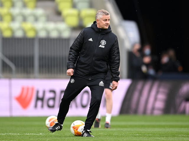 Manchester United manager Ole Gunnar Solskjaer has been in charge since December 2018