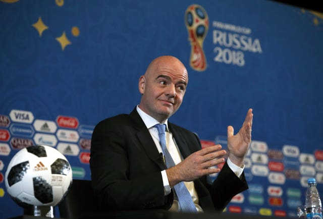 FIFA President Gianni Infantino has written an open letter to the governing body's members