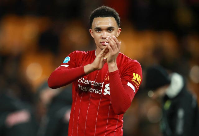 Trent Alexander-Arnold has received praise from Cafu recently