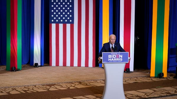 Joe Biden courts Latino voters in first trip to Florida as Democratic nominee
