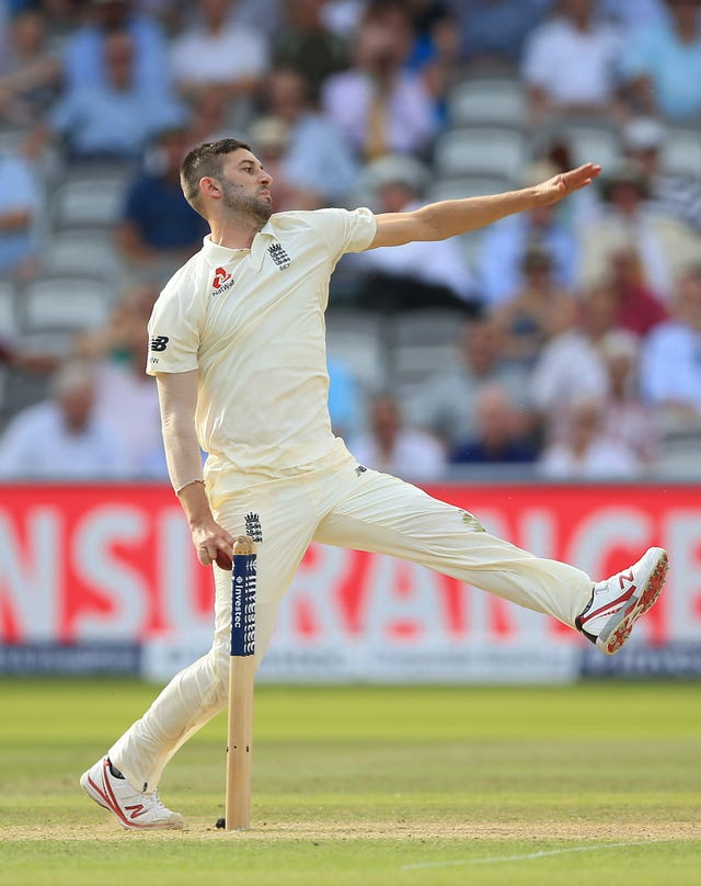 Mark Wood would prefer to hold down his Test side.