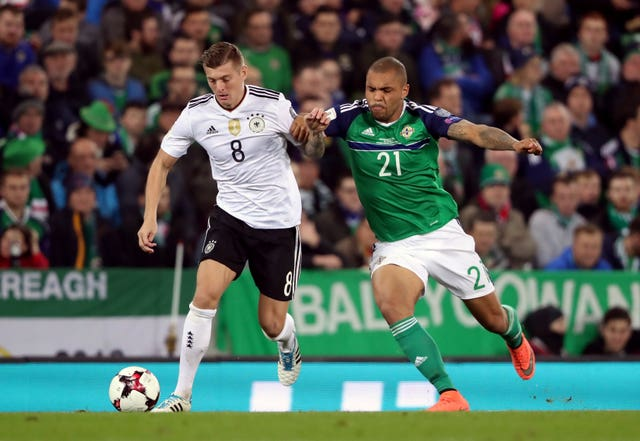 Northern Ireland v Germany – 2018 FIFA World Cup Qualifying – Group C – Windsor Park