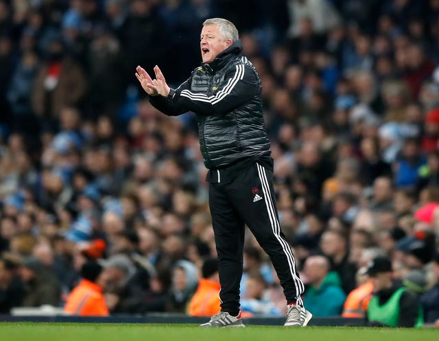 Chris Wilder lamented another goal disallowed via VAR for his side