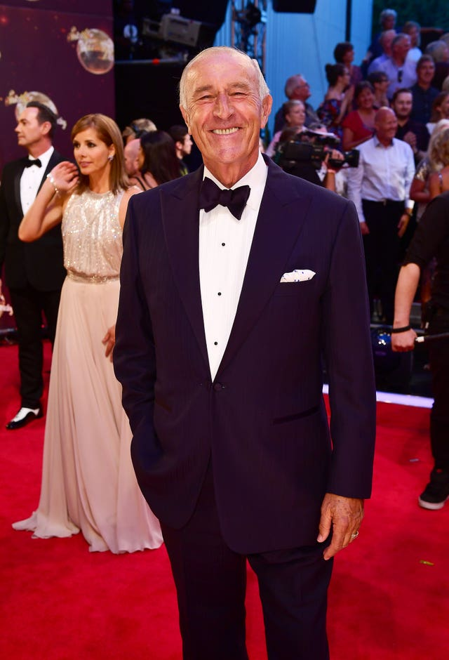 Len Goodman previously said that the Government should never have handed over responsibility to the broadcaster