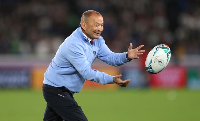 Eddie Jones has signed a new deal as England head coach
