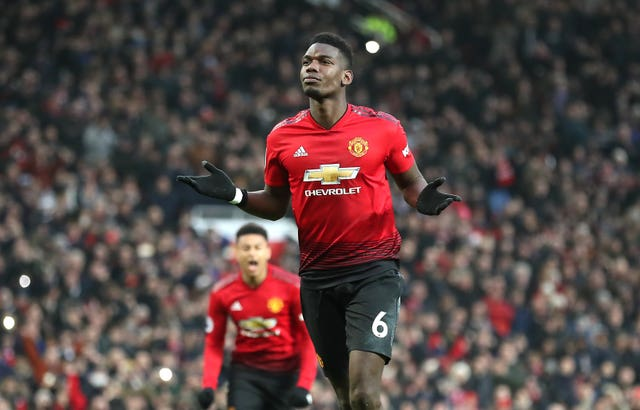 Paul Pogba has been in impressive form for Manchester United since the change of manager