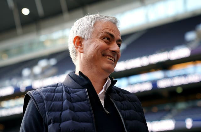 Jose Mourinho is the new man in charge at Tottenham
