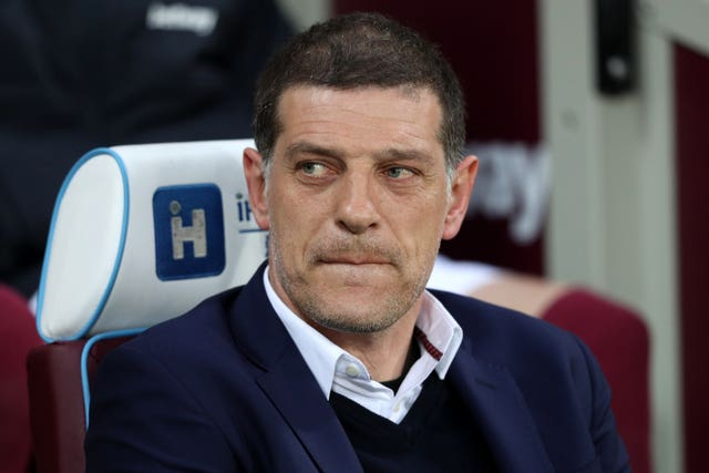 Slaven Bilic played for and later managed West Ham (Adam Davy/PA)