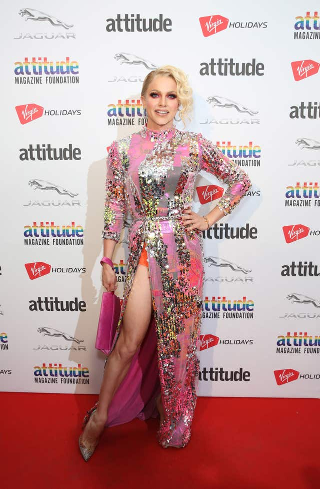 Virgin Holidays Attitude Awards – London