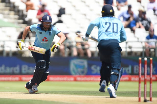 Jason Roy and Jonny Bairstow got England off to  quick start - but South Africa soon hit back
