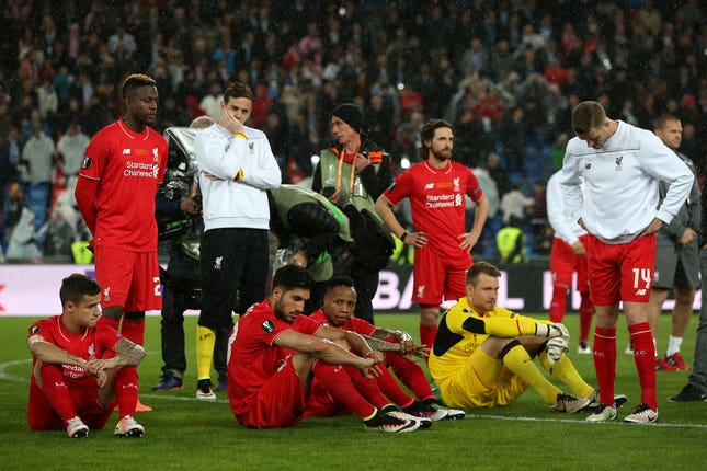 Liverpool lose their first European final of the FSG reign