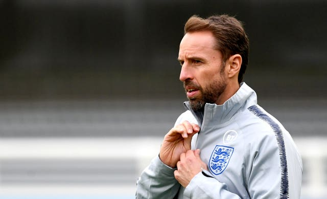 England Training Session – St George's Park