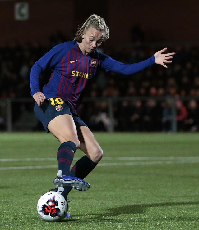 Glasgow City v Barcelona – UEFA Women's Champions League – Round of Sixteen – Second Leg – Petershill Park