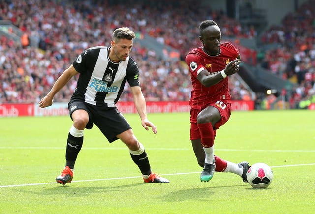 Liverpool v Newcastle United – Premier League – Anfield