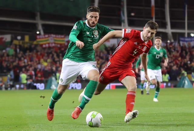 Republic of Ireland v Wales – UEFA Nations League – League B – Group 4 – Aviva Stadium